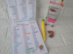 Lista de Compras - Blocão