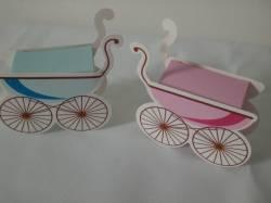 Caixa Carrinho de Bebê